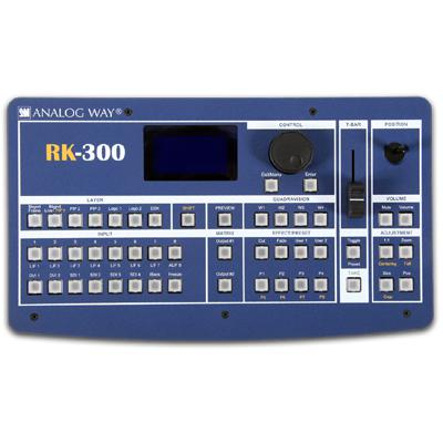 analog-way-rk-300-bedienpult
