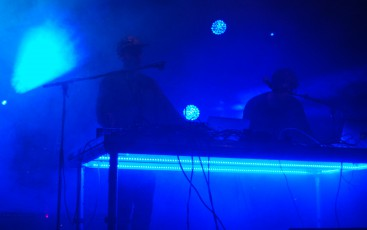 Skandalös Festival 2015 DJ