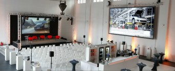 Offizielle Eröffnung Porsche Consulting Hamburg