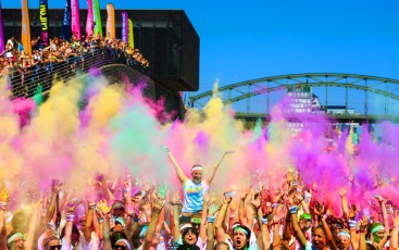 The Color Run Köln