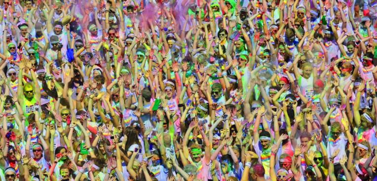 The Color Run Köln