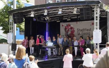 Kulturbühne St. Georg 2014