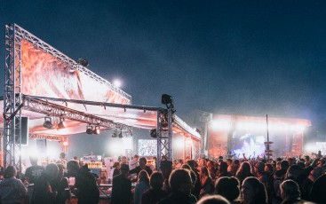 Deichbrand Festival Cuxhaven 2015