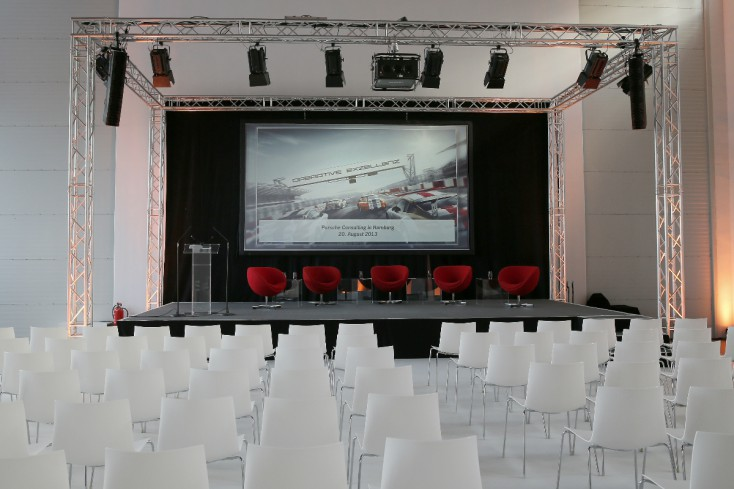Corporate Event Porsche Consulting