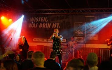 Newcomer Bühne 2014
