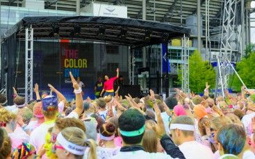 The Color Run Hamburg