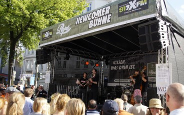 Newcomer Bühne St. Georg 2014