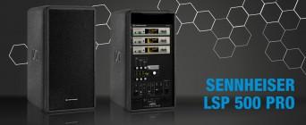 Sennheiser LSP 500 Pro Akkulautsprecher