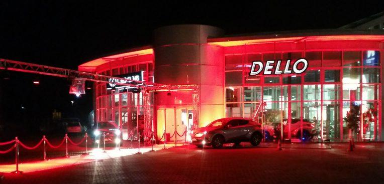 Toyota VIP Event Nedderfeld
